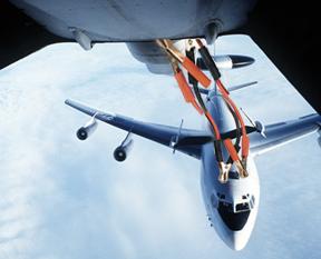 Recharging-plane